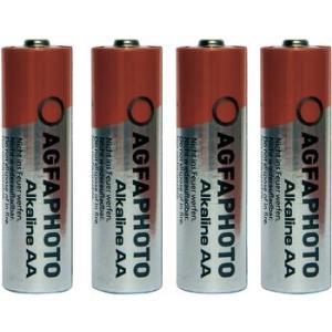 Battery Lr06 Alkaline Aa (110-802589)