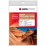 Photo Paper Inkjet A4 210gr (50 Sheets) High Glossy