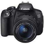 Digital Camera Slr Eos 700d Kit 18-55is Stm+55-250 Is Stm