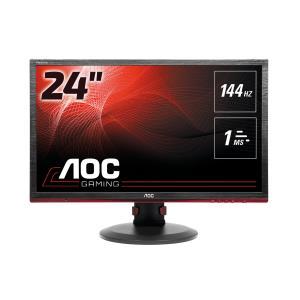Monitor LCD 24in G2460pf 1080p 144hz 1000:1 350cd/m2 1ms D-sub DVI Hdmi Dp