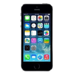 iPhone 5s 16GB Space Gray (black)
