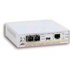 100TX (RJ-45) to 100FX (ST) Fast Ethernet media converter