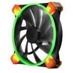 Truequiet 120 Ufo Case Fan - Green
