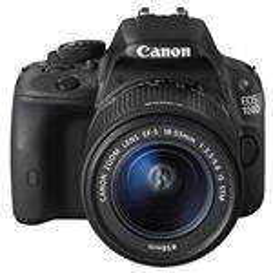 Digital Camera Slr Eos 100d + Ef-s 18-55dcIII+75 -300 DcIII