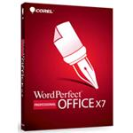 Wordperfect Office X7 Professional Edition Media Pack