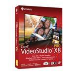 VideoStudio Pro X8 Lic 1 - 4 users (e/u Info Req)