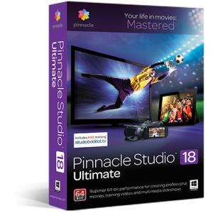 Pinnacle Studio (v18.0) Ultimate Edu Lic 2 - 50 User