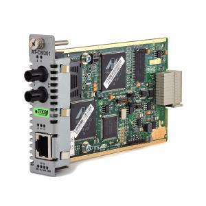 At-cm301 10/100tx/ 100fx(st, 2km) Converteon Media & Rate Converter Line Card With Oam & Jumbo Frame