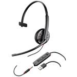Blackwire C315 Corded USB Headset With 3.5mm Connection Over-the-head Monaural