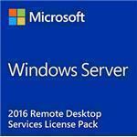 Windows Remote Desktop Services 2016 - 5 User Cals - Dutch