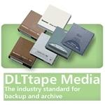Tape Cartridge Dlt Vs1/ Vs160 160/320GB 1-pk
