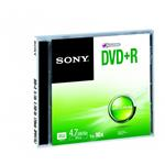 DVD+r Media 16x Jewel Case