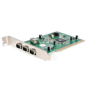 Firewire Card Ieee-1394 4-port PCI With Digital Video Editing Kit