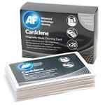 Cleaning Card (20) Cardclene For Magnetic Heads