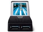 Interface Card Express Card 2 Ports USB 3.0 (ifc-ec2u3/uc2)