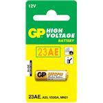 Gp Batteries Gp23a Alkaline / 12v 38mah Aaa 1pk