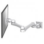 LCD Monitor Arm (fpma-w930) Wall Mount 661.5mm Length Silver