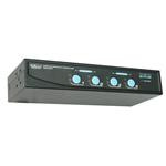 KVM Switch 4 Pc At/ser & Ps/2