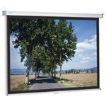 Projection Screen Slimscreen 117x200 Cm\matte White S Widescreen Format 16:9