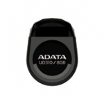 Ud310 Jewel Like USB Flash Drive 8GB Black