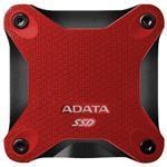 External SSD Sd600 512GB USB 3.0 Red