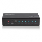 5x1 HDMI switch 3D And 4k Support Remote