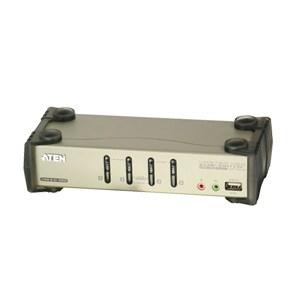 KVM Switch 4port Desktop USB 5 In 1 - Cs1734b