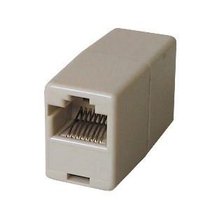 Rj45 Adapter Fem/fem In Li